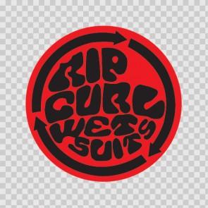 Rip Curl Wet Suits Logo 01295