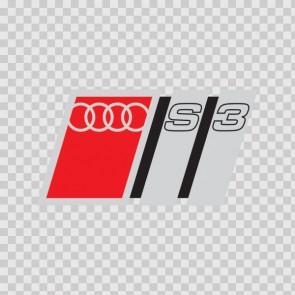 Audi S3 Logo 01511
