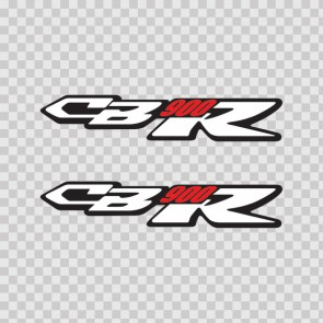 Cbr 900 Lx Logo 01514