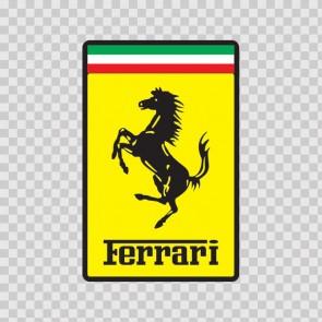 Ferrari Logo 01519