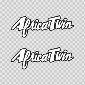 Africa Twin Logo 01626
