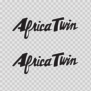 Africa Twin Logo 01627