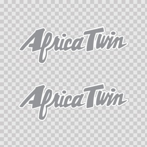 Africa Twin Logo 01628