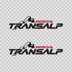 Honda Transalp Logo 01644
