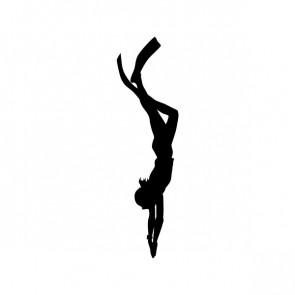 Scuba Diver 01804