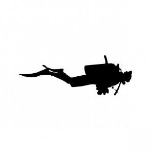 Scuba Diver 01808