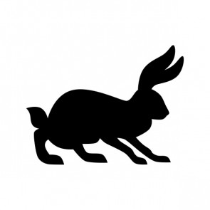 Rabbit Figure 01882