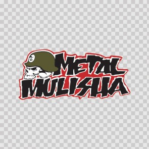 Metal Mulisha Logo 02091