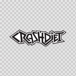 Crashdiet Logo 02093