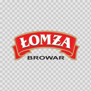 Beer Logo Lomza 02191
