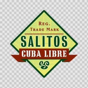 Beer Logo Salitos Cuba Libre 02209