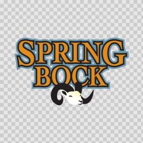 Beer Logo Spring Bock 02214