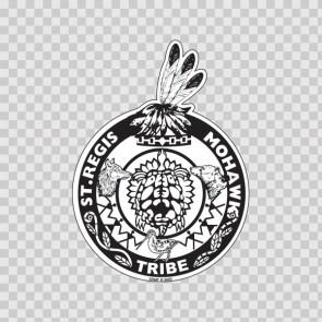 Beer Logo St. Regis Mohawk Tribe 02215