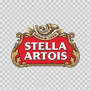 Beer Logo Stella Artois 02216