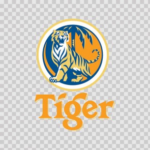 Beer Logo Tiger 02218