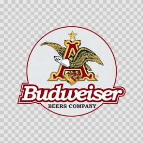 Beer Logo Budweiser 02226