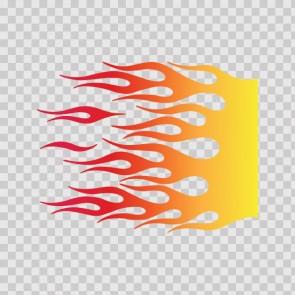 Flame Red Orange Yellow 02244
