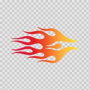 Flame Red Orange Yellow 02257