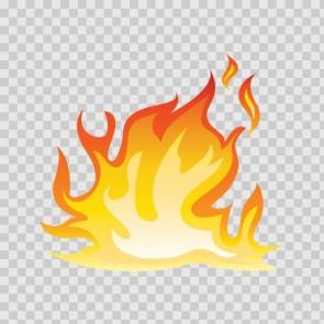 Natural Flame 02681
