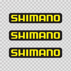 Shimano Mountain Bike Logo 02931