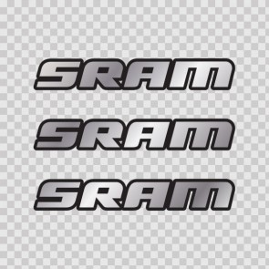 Sram Mountain Bike Logo 02940