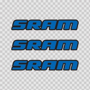 Sram Mountain Bike Logo 02941