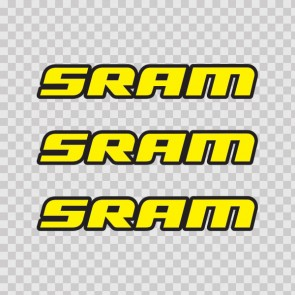 Sram Mountain Bike Logo 02943