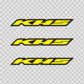 Khs Mountain Bike Logo 02946