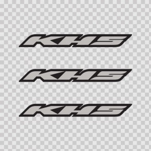 Khs Mountain Bike Logo 02947