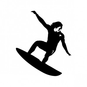 Surfer Surfboard 03309