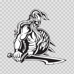 Viking Warrior 03383