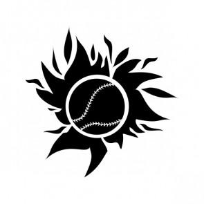 Flaming Ball 03512