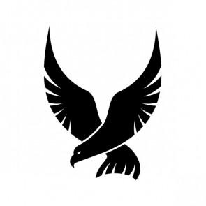 Eagle Figure 03590