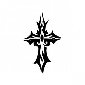 Gothic Cross 03633