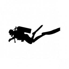 Scuba Diver 03745