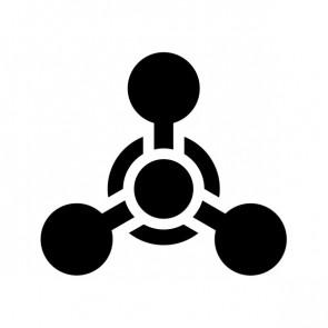 Atom Symbol 04112