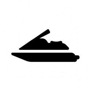 Jet Ski Icon 04187