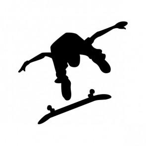 Skateboard Figure 04205