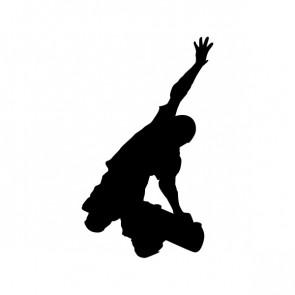 Skateboard Figure 04207