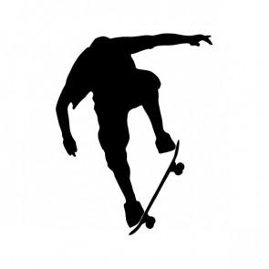 Skateboard Figure 04208