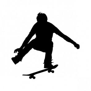 Skateboard Figure 04209