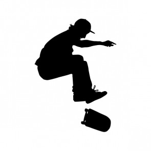 Skateboard Figure 04210