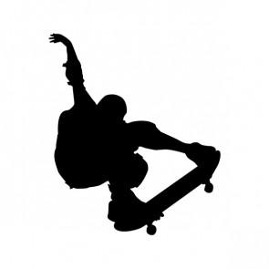 Skateboard Figure 04211