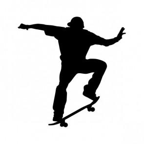 Skateboard Figure 04212