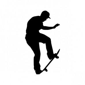 Skateboard Figure 04214