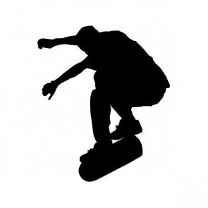 Skateboard Figure 04215