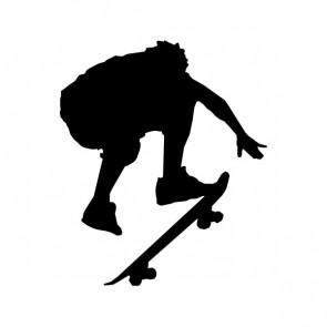 Skateboard Figure 04219