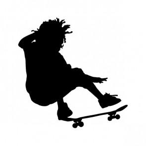 Skateboard Figure 04222
