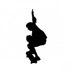 Skateboard Figure 04223