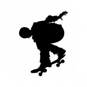 Skateboard Figure 04224